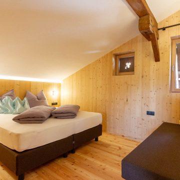 Schlafzimmer Moosherz