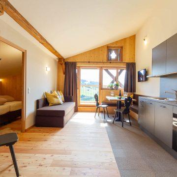 Apartment Ferienwohnung Lärchenzweig in Völs am Schlern